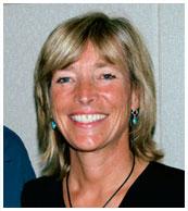 Portrait of Maggie Burnette Stogner