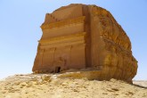 Saudi Arabia Ancient Nabatean Tomb