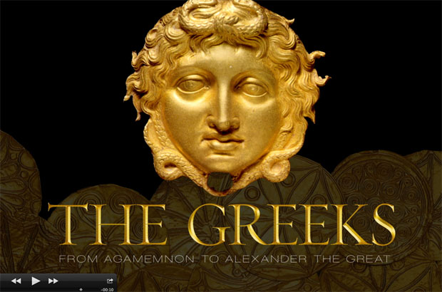The Greeks – Agamemnon to Alexander the Great