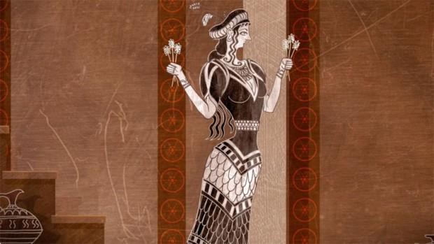 Greeks- Priestess