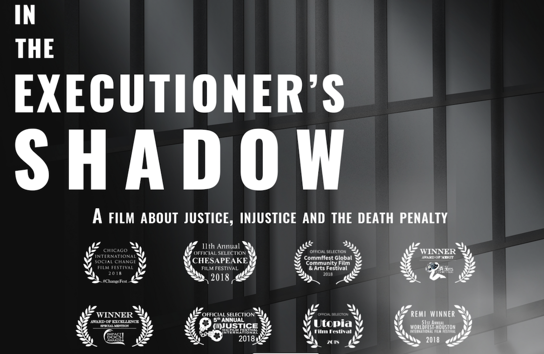 """In the Executioner's Shadow"" Nominated for Humanitarian Award"